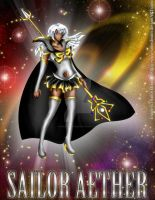 Sailor Aether by SailorDream