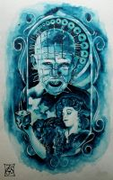 Hellraiser by Zsil-works