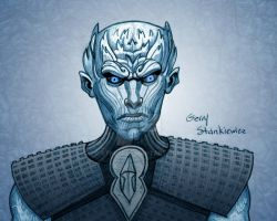 The Night King by Stnk13