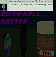 Ask Enderman : Master... by EnderMan-Answers