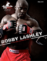Bobby Lashley Cover 2 by qtopia