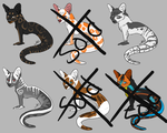 Viset litter 3/6 left [open] by swankie