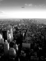 NYC by carolina-cosmique