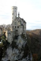 Lichtenstein Castle by hv1234