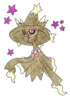 Mismagius by FrozenFeather