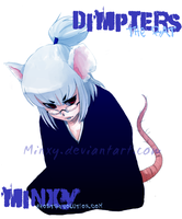 Dimpters the Rat by minxy