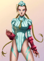 Cammy White by ilyesgnei