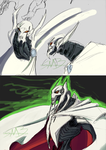 Doodle - General Grievous by SpottedAlienMonster
