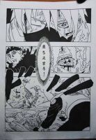 Naruto 424 spoiler pic by Thecmelion