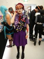 Night Vale Scouts Girl by Caimsen