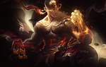 God Fist Lee Sin by Stealthy4u