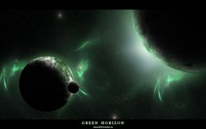 Green Horizon by Andromed404