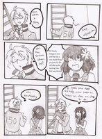 During our school days 13 by SparxPunx
