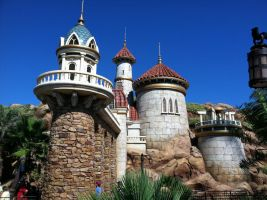 Prince Eric's Castle by ShadowsoftheRose