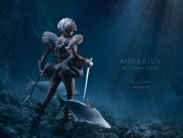 Aquarius by Vitaly-Sokol