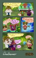 LoLzComicContest2014: Pick a trinklet! by GrDreamer