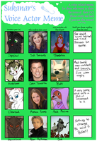 R and S voice actors meme by Yolly-anda
