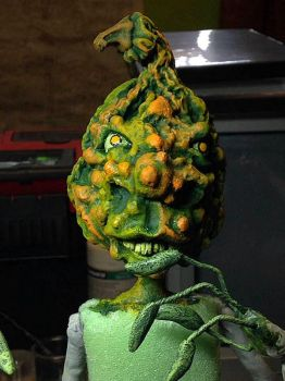 Arkham the Awkward Gourd Lord 2 by Boggleboy