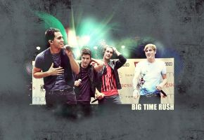 Big Time Rush Wallpaper by Maxoooow