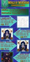 Commission Guide by RayaHinato