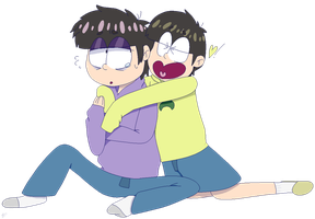 this isnt incest i s2g by sombrematsu