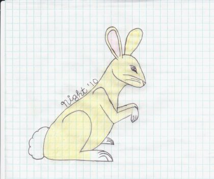 Cream Rabbit by CrimsonSecrets