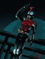 Kamen Rider Kabuto by TheKingOfDreams