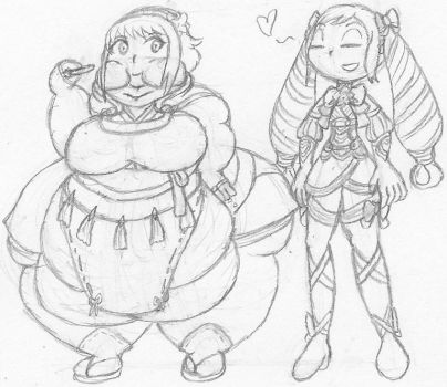 CM: Too Much of Elise's Cookies by Ambipucca