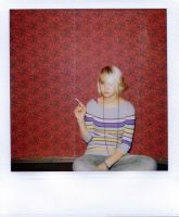polaroid chocolate time no.2 by wojtschiech