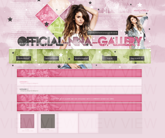 Order Layout ft. Nina Dobrev #53 (cpg) by BebLikeADirectioner