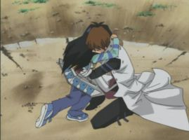 The Great Kaiba Hug by izkaiba