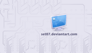 MONITOR ICON by SET07