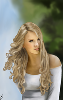Taylor Swift by JoyfullExplosion