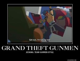 [TTGL Demo] Grand Theft Gunmen by carbonunderground2