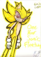 One Hour Sonic: Fleetway by Kz-Wolff
