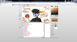 Iscribble again again again again by 2-DimensionalNerd