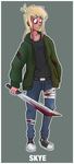 I Still Like Zombie AUs by uncle-sollux