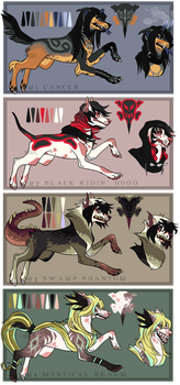 Money Adoptables Auction CLOSED by Ziboe