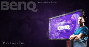 ESL-BENQ Contest @ 1st Place Design by promisetoheaven