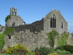 Church ruin - Howth by UdoChristmann
