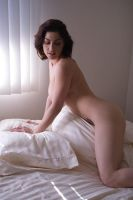 Kym, Bedroom Nudes, 552 by photoscot