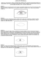 Eye Tutorial Part 1 by LivRavencroft