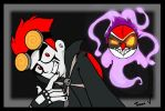 Jack and WuYa by Jack-Spicer666