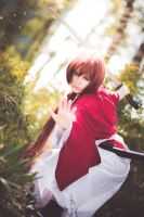 Kenshin Himura Cosplay - A Sword That Protects by WorstWaifu