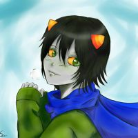Winter Nepeta by Sparks-Frost