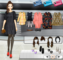 Brighten Minute Dress up Games by willbeyou