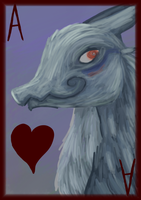 Ace of Hearts by Ramvling