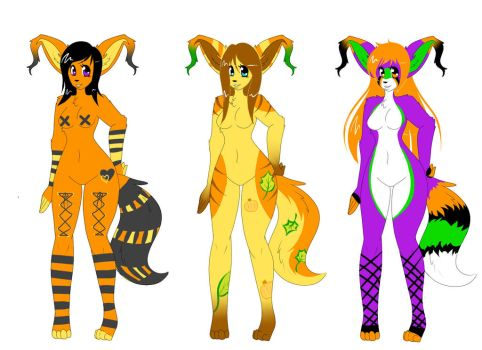 Wicked Adopts (OPEN) by LaurenPuff