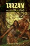Tarzan and La of Opar Cover by AaronMiller