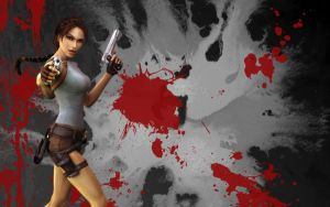 Lara Blood by skywalcker